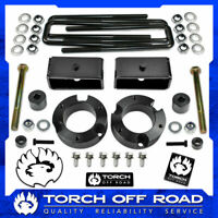 "3"" Front 2"" Rear Leveling Lift Kit for 2005-2021 Toyota Tacoma 4WD Diff Drop"