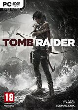 Tomb Raider PC DVD - Brand New & Sealed - Boxed Video Game - FREE DELIVERY