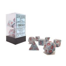 Air Speckled Polyhedral 7-die Set Chessex CHX25300