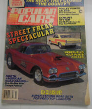 Popular Cars Magazine Ford Top Loaders Holley Power February 1984 040317nonr