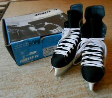 Bauer Impact 75 - Ice Hockey Size 3D Skates Junior Tuuk Blades