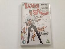 SPINOUT DVD - ELVIS PRESLEY - BRAND NEW UK RELEASE