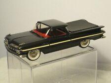 Brooklin Models BRK. 46 1959 Chevrolet EL Camino Pick-up with Box