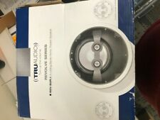New in box TruAudio Rev-Sur.1 In-Ceiling Home Theater Bipole Speakers (pair)