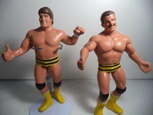 LJN Wrestling Superstars WWF WWE Killer Bees