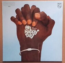 LP Lee Patterson Singers – Oh Happy Day Nm Rare Holland Philips Gospel Soul