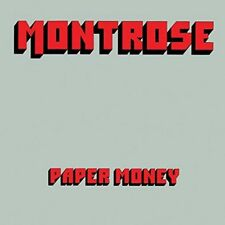 Montrose - Paper Money (NEW CD)