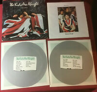The Who – The Kids Are Alright   1979:MCA2-6899 Monarch Embossed w/Booklet VG++