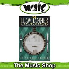 New Clawhammer Cookbook Banjo Music Tuition Book & CD