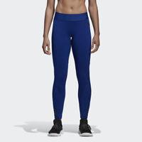 adidas Wmns Athletics ID Tights New Blue Black Women Sportswear CW5756