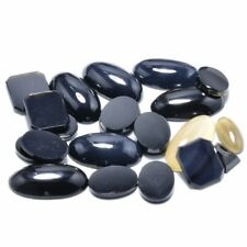 115ct - genuine Onyx Wholesale Lot - Various Sizes & Shapes