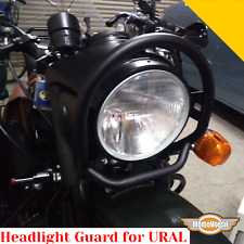 For URAL headlight protector Guard cover protector motorcycle Ural Gear Up guard