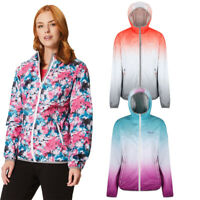 Regatta Leera Womens Lightweight Waterproof Breathable Shell Jacket RRP £70