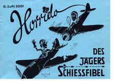 Horrido Schiessfibel der Luftwaffe 1944