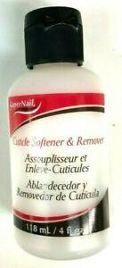 SuperNail Cuticle Softener & Remover 4 oz