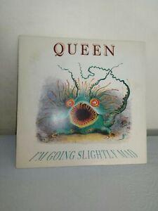 Lp 33 giri Queen I'm going slightly mad Emi 1991 Parlophone cover EX vinile VG+