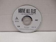 Above All Else DVD Mount Everest Dream Documentary NO CASE