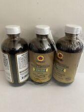 Tropic Isle Living Jamaican Black Castor Oil 4Oz (Pack Of 3)