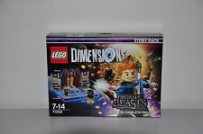 Lego 71253 Dimensions FANTASTIC BEASTS STORY Pack (Free Shipping)