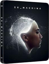 Ex Machina - Limited Edition Steelbook (Blu-ray) BRAND NEW!!  Ex_Machina