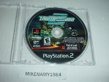 NEED FOR SPEED : UNDERGROUND 2 game disc only for Playstation 2 PS2