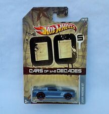 HotWheels Diecast Cars of the Decades (The 00's) 2005 Mustang GT - NEW & Sealed.