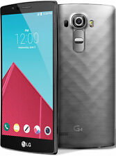 LG G4 H811- 32GB-Metallic Gray(T-Mobile-CLEAN ESN)GOOD CONDITION-WITH WARRANTY!