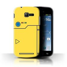 Back Case/Cover/Skin for Samsung Galaxy Trend 2 Duos/S7572/Anime Cartoon Codex