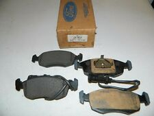 NOS set of Merkur XR4TI and Scorpio FT brake pads with wear sensors E7RY-2001-B