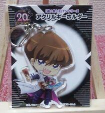 Yugioh TV Series Vol.1 Kaiba Seto KC Acrylic keychain key chain holder strap