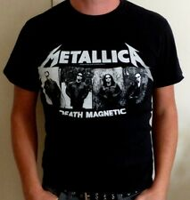 METALLICA - T-Shirt  Death Magnetic - World magnetic tour - S/M