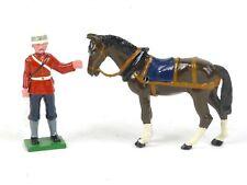 Trophy Miniatures ZS2D 24th Foot Horse Handler Zulu War