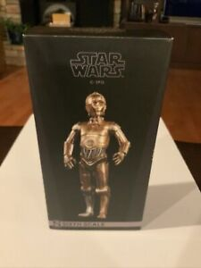C-3PO Sixth Scale Sideshow Star Wars Sealed Unopened