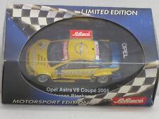 """Opel Astra V8 Coupé, Nr.16 """"Bleekemolen"""", OVP, Schuco, 1:43, Limited Edition"""