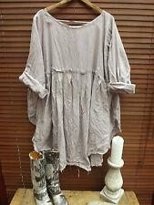 RITANOTIARA ONE SIZE W MAGNOLIA BOW EUROPEAN LINEN CLOVER PINK PEARL DRESS SHIFT