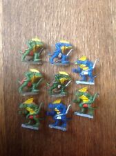 Warhammer Classic Lizardmen Skinks Skink Archers Bows (e) Bits Box Plastic
