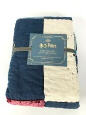 NEW Pottery Barn KIDS Harry Potter Patchwork Quilted STANDARD Sham