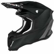AIROH TWIST 2.0 MOTOCROSS ENDURO MTB MX HELMET BLACK