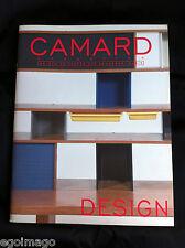 """SUPERBE CATALOGUE DE VENTES """" DESIGN  """" CAMARD  PARIS 7 Novembre 2005"""