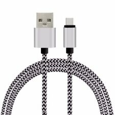 Long 2M USB-C Type C Charger Cable for Samsung Galaxy S8 S9 Plus A8 A7 LG G6 G5