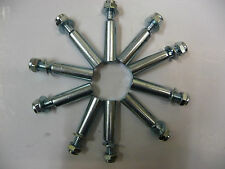 COTTER PINS 10 CYCLE BIKE BRAND NEW (Ten) cotterpins crank chainwheel