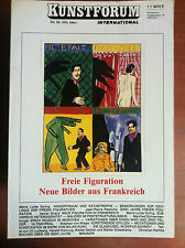 Kunstforum International Bd 59 Marz 1983 Freie Fuguration