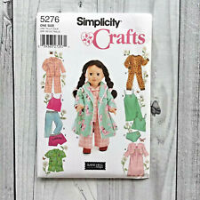 McCall Children/'s Pumpkin Rabbit Candy Cane Apron Fabric Sew Pattern #1281