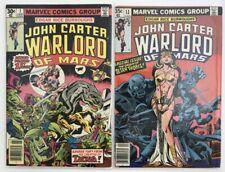 John Carter Warlord of Mars 1 - 28 Complete Run Set Lot! 1 11