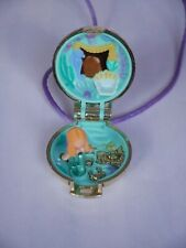 Polly Pocket Bluebird Seashine Mermaid Locket 1993