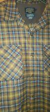 Pendleton wool board shirt large