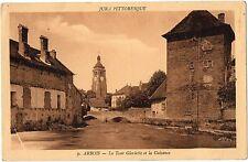 CPA 39 - ARBOIS (Jura) - 9. La Tour Gloriette et la Cuisance