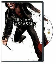 Ninja Assassin NEW DVD Rain SPEED RACER Naomi Harris Rick Yune James Mcteigue R