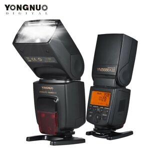 YONGNUO YN568EX III TTL HSS 2.4G Wireless Flash Speedlite for Nikon