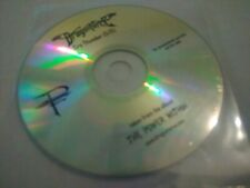Dragonforce - Cry Thunder Promo CD Single 2012 UK Metal